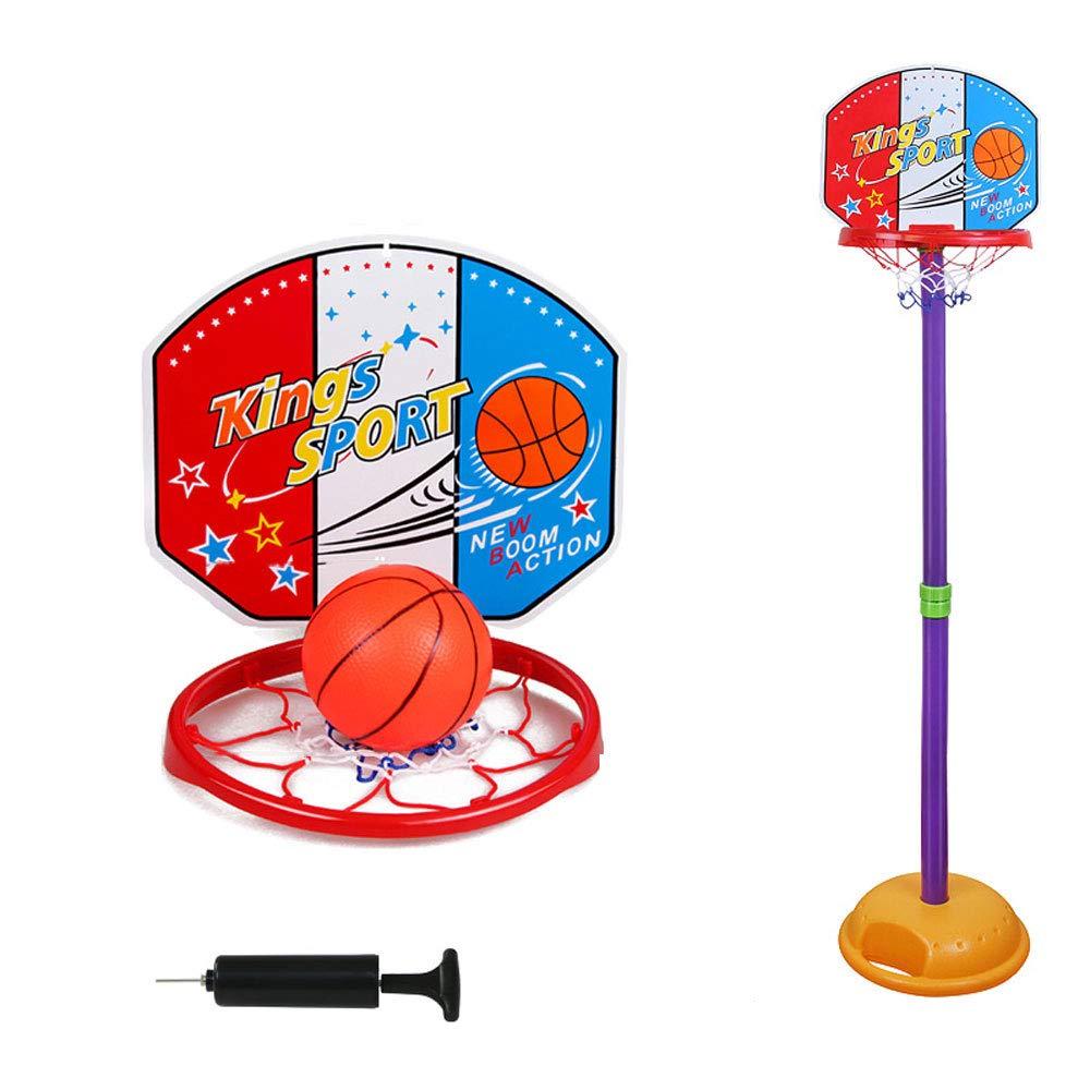 minoristas en línea BLWX-Juguete - Juguetes al Aire Libre Libre Libre Casa de Baloncesto Caja Ball Ball Boy Juguete - 130cm Juguete ( Color   B - with Two basketballs )  Envíos y devoluciones gratis.