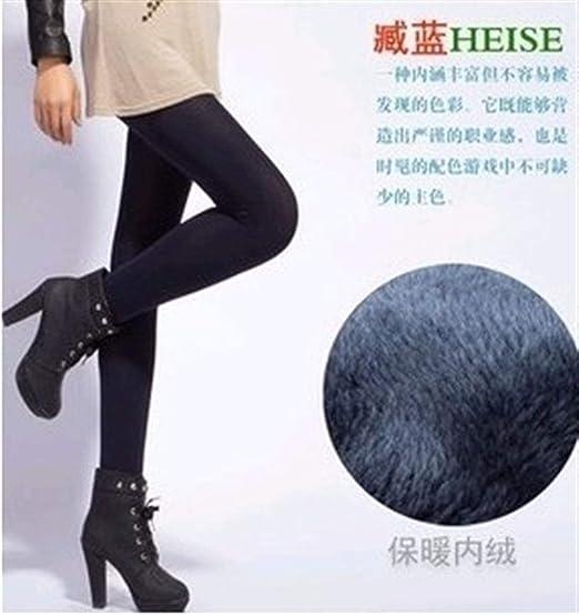 Winter Plus Velvet Thicken Leggings Women High Elasticity Slim High Waist Velvet