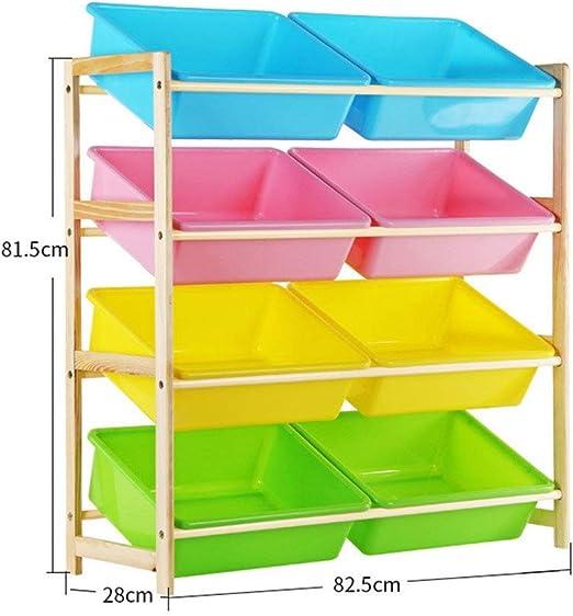 Caja de almacenamiento de juguetes Simple y con estilo de juguete ...
