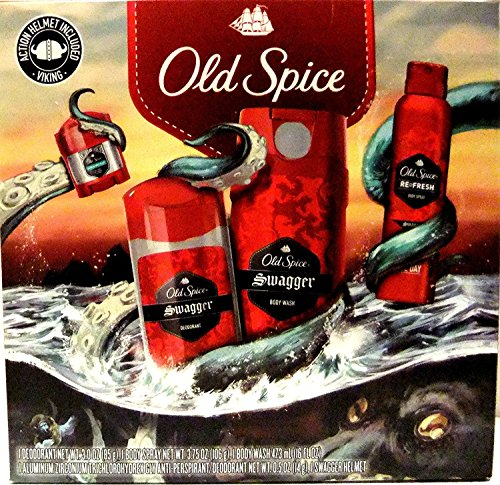 Old Spice SWAGGER travel Shampoo Conditioner product image