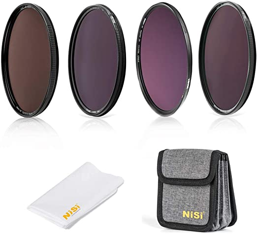 RONSHIN Like for Mini Ultrathin Camera Lens Filter for Cannon Nikon Sony Photographic Accessories 77MM