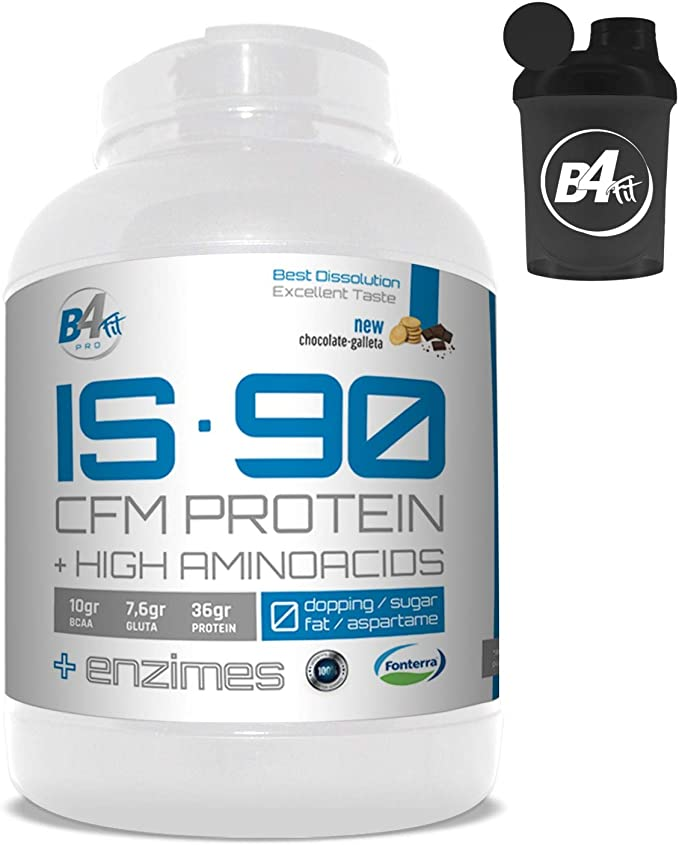 PROTEINA IS-90 CFM PROTEIN 90% 2 kg CHOCOLATE ...