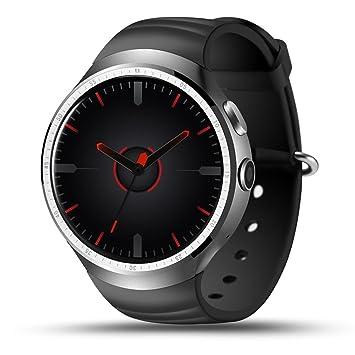 Turquie 3,5 cm Lemfo Les1 Smart Watch – (fréquence cardiaque, podomètre,
