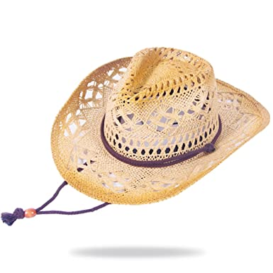 Outdoor Shade Hats Western Cowboy Hats Big Along The Beach Cap Fishing SPF  Sun Hats- 450390438f6
