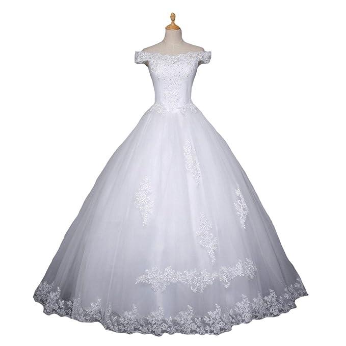 Vestido de novia Annabelle