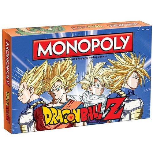 dragon-ball-z-monopoly