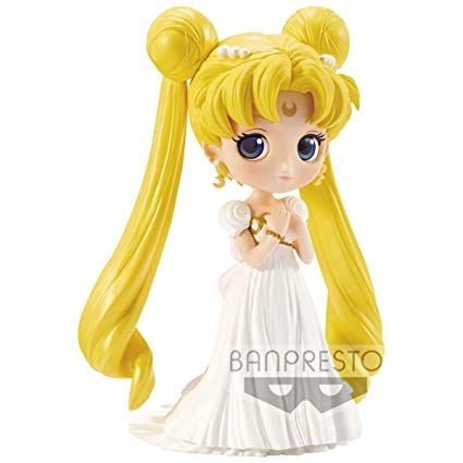 Amazon.com: Banpresto Pretty Guardian Sailor Moon Q Posket ...