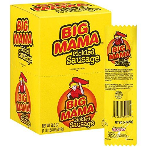 - Big Mama Pickled Sausage (12 ct.)