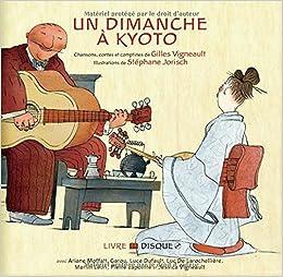 Un dimanche à Kyoto - Livre + CD
