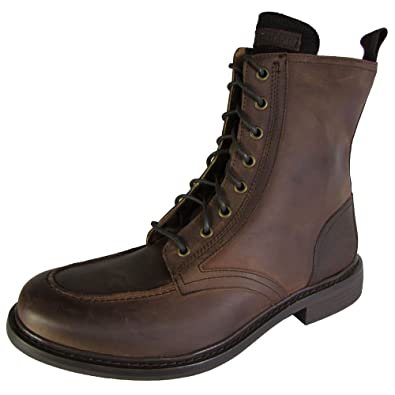 d96cb7fad90ce Amazon.com | Cole Haan Mens Bryce Moc Toe Waterproof Lace Up Boot Shoes, Dark  Brown, US 7.5 | Shoes
