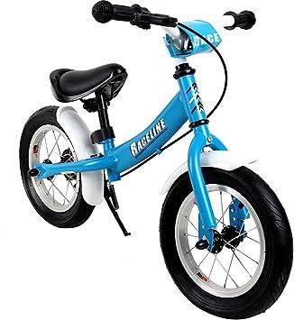 Deuba V/élo Enfants Noir Selle et Guidon r/églable Bicyclette Easy Pirate