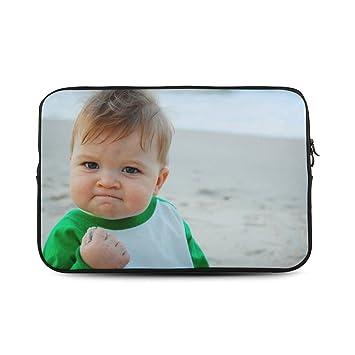 Reign Reina personalizado para bebés fotos funda para portátil de 17, (dos lados) bolsa de ordenador: Amazon.es: Electrónica