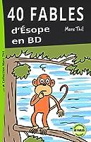 40 Fables D'Ésope En BD (French