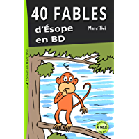 40 Fables d'Ésope en BD (French Edition)