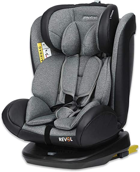 Playxtrem 231106-869 Revol Fix - Sillas de coche: Amazon.es: Bebé