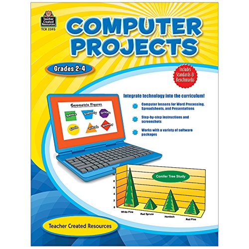 Computer Projects Grd 2-4