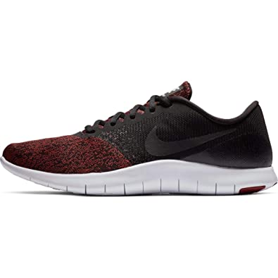 pretty nice cc246 1e4b4 Nike Herren Flex Contact Leichtathletikschuhe Mehrfarbig Black Dark Team  Red White 013, 40