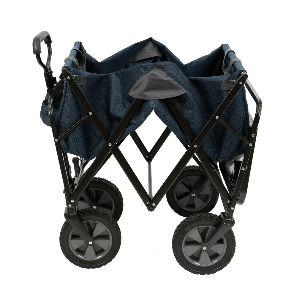 Mac Sports Collapsible Folding Outdoor Utility Wagon Review