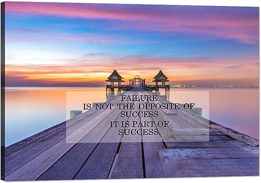 com motto inspirational wall art motivational quotes