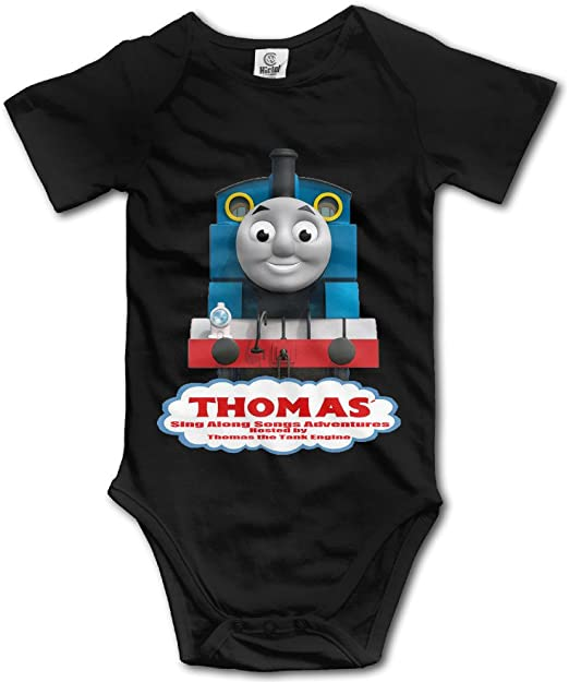 Thomas /& Friends Short Sleeve Baby Boys Bodysuit 5 Pack