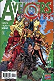 Avengers Forever #4A VF/NM ; Marvel comic book