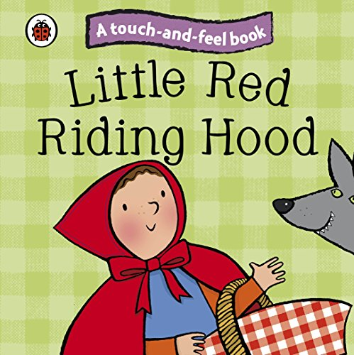 Riding Ladies (Touch and Feel Fairy Tales Little Red Riding Hood (Ladybird Tales))