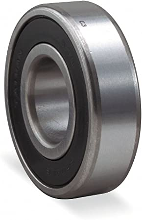 Amazon Com Radial Ball Bearing Sealed 17mm Bore Dia Home Improvement