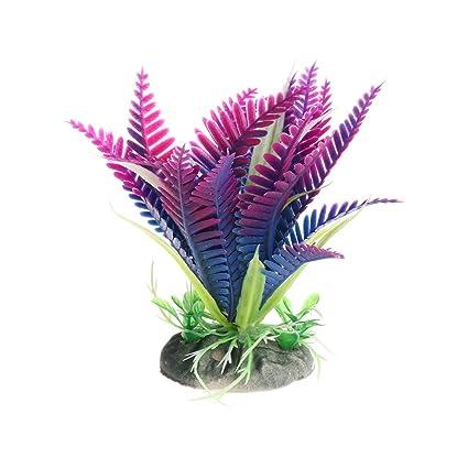 KunmniZ - Plantas acuáticas para Acuario, diseño de Flores de ...