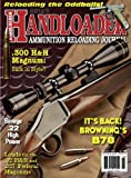 7mm 08 bullets - Handloader Magazine - February 2011 - Issue Number 270