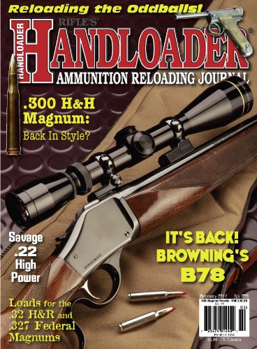 Handloader Magazine - February 2011 - Issue Number - Magnum 7mm Remington