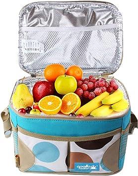 Apollo Walker Insulation Pack Bolsa aislante Comida fresca Acampar al aire libre Picnic Bag Reunión familiar (31.5*22.5*27 CM, Azul claro): Amazon.es: Deportes y aire libre