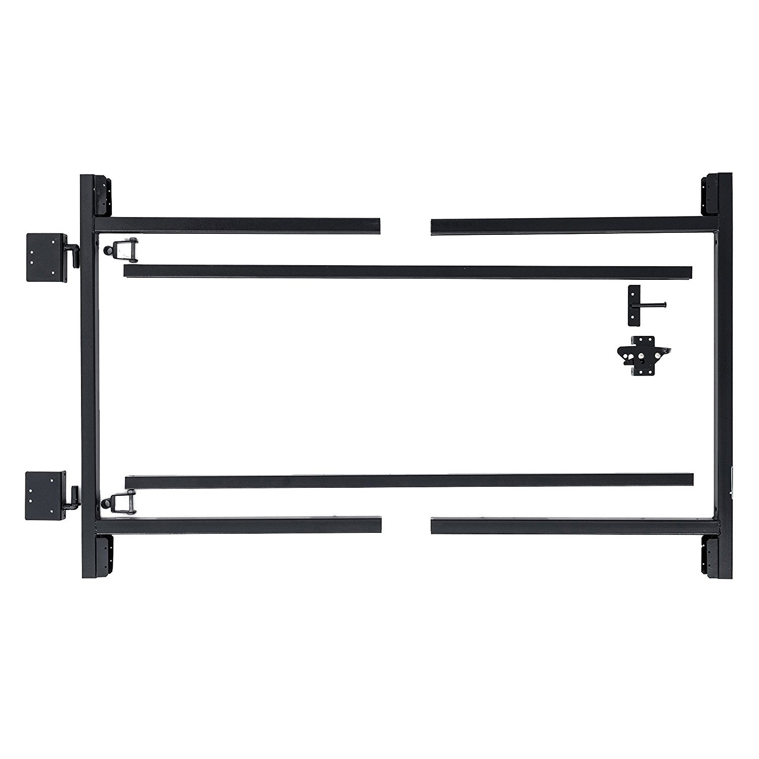 Adjust-A-Gate Steel Frame Gate Building Kit, 60''-96'' Wide Opening Up to 4' High (2 Pack) by Adjust-A-Gate (Image #3)