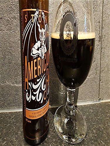 Stone Americano Imperial Stout , Stone Brewing Company , American Craft Beer - American Drink Beer