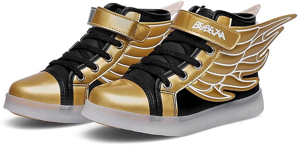 edv0d2v266 led Shoes Kids Sport Flash Sneaker Children Footwear Lighting Shoes Fashion Sneaker Baby