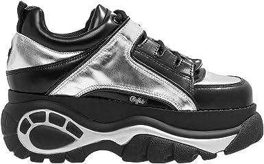 Buffalo 1329-14 2.0 Womens Sneakers Black