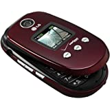 LG VX8350 Cell Phone, Bluetooth, Camera, Speaker, for Verizon - Red