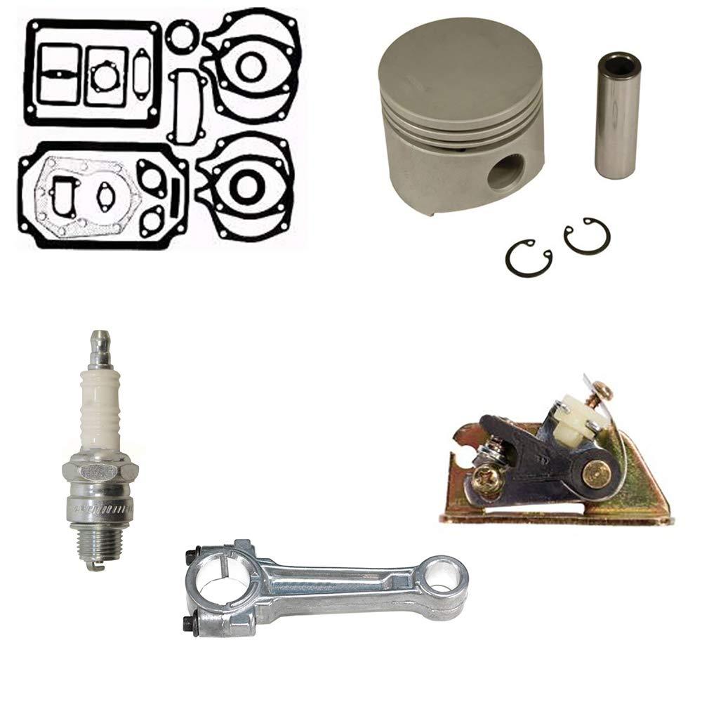 Standard size engine rebuild kit for KOHLER K301 12HP free tune up FREE SHIP