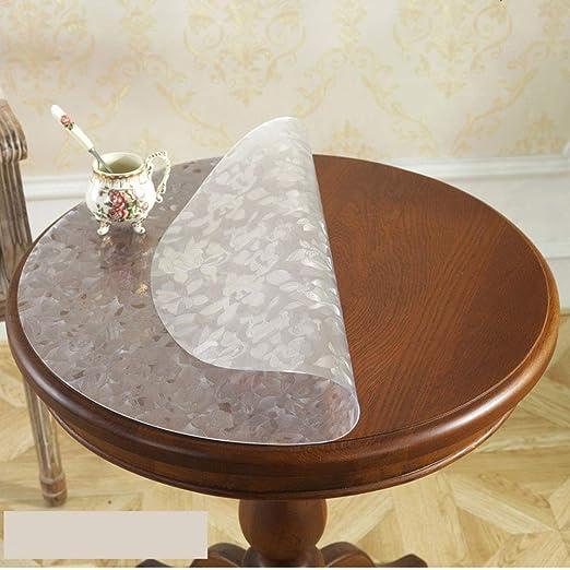 PARTY STORE PVC 1.Mantel De Cristal De 5 Mm,Aceite Impermeable ...