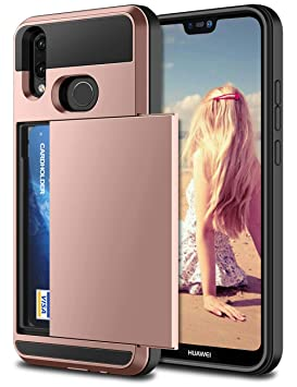 Coolden Armor Shockproof Case for Huawei P20 Lite: Amazon co