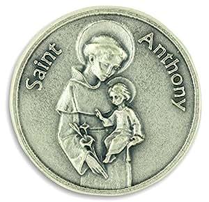 Amazon.com: Lot of 3! St St. Saint Anthony / Prayer Pocket