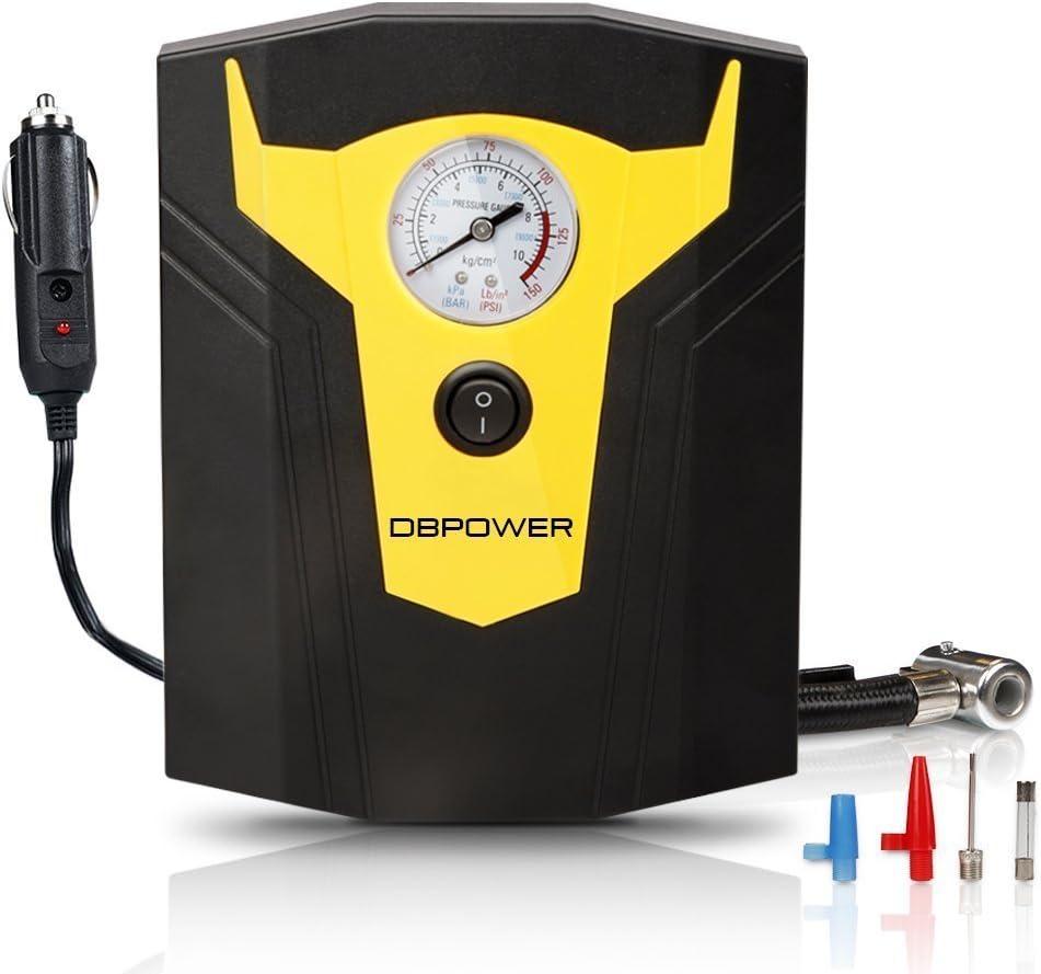DBPOWER 12V DC Portable Electric Auto Air Compressor