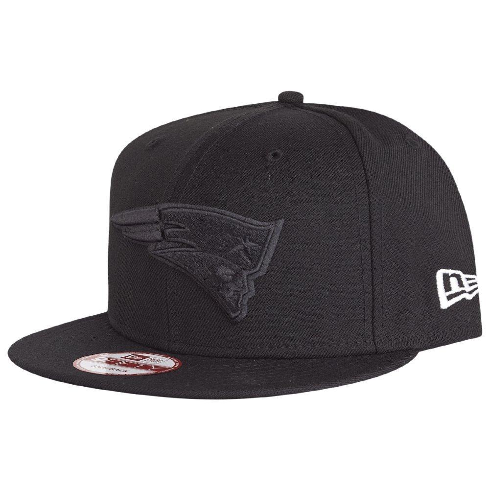 New England Patriots schwarz New Era 9Fifty Snapback Cap