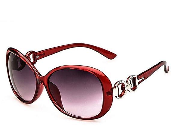 Inception Pro Infinite M2 - Rouge - Lunettes De soleil Femme Grand Vintage Rétro Polarisée UV400 ajPLF