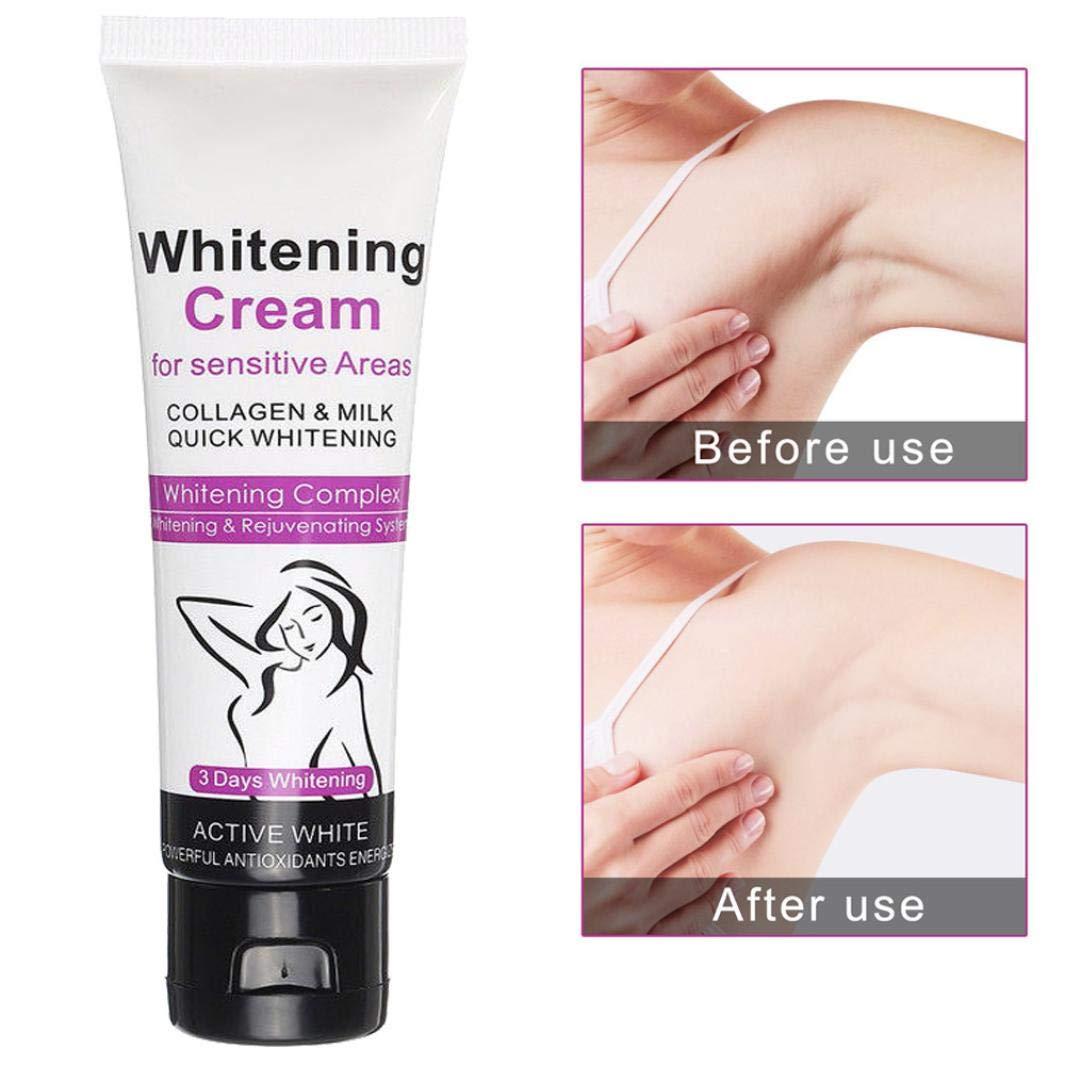 Amazon.com: Crema blanqueadora de cuerpo entre piernas ...