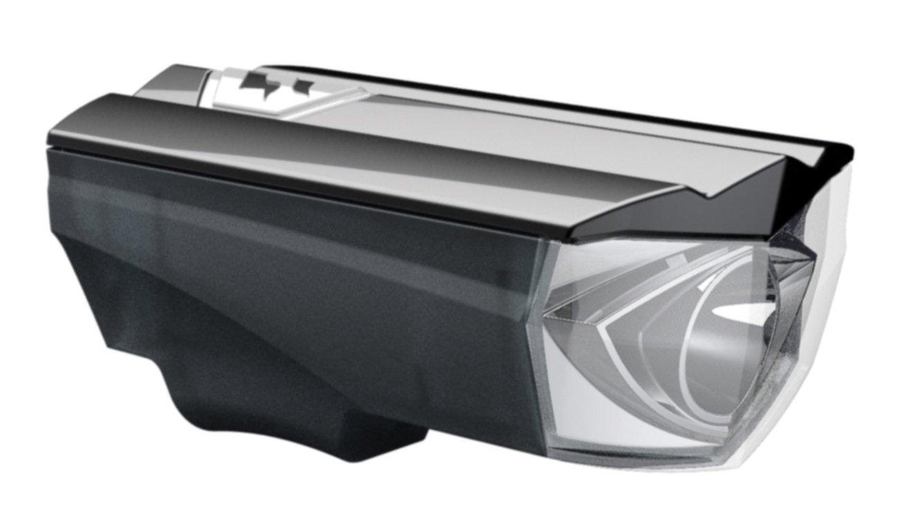 Luce Bici - Davanti Blackburn Super Flea Rechargeable Led Nero (Default, Nero) 2027156