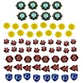WHU: Spire, Game Token Upgrade Set (67) by Litko Game Accessories