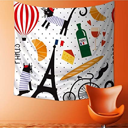 Amazon Muyindo Tapestry Mystic House Decorfrench Culture