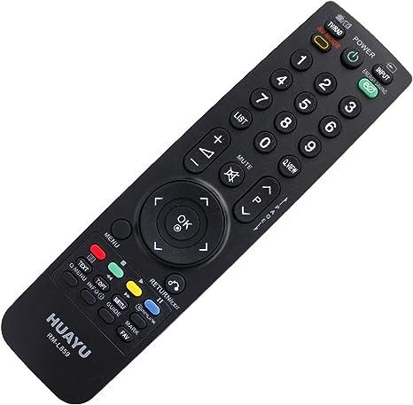 Mando a distancia LG LED LCD 42PQ2000/42PQ2000ZA/42PQ30 : Amazon.es: Electrónica