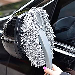YUSONG Vehicle Auto Car Truck Cleaning Wash Brush Dusting Tool Large Microfiber Duster