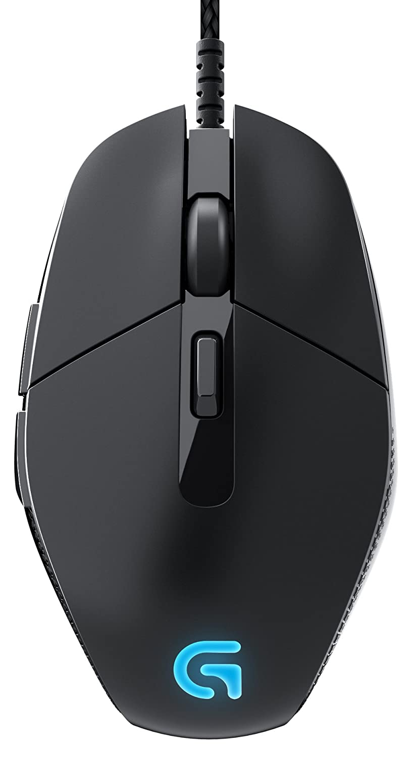 e98f1e26b94 Amazon.com: Logitech G303 Daedalus Apex Performance Edition Gaming Mouse:  Computers & Accessories